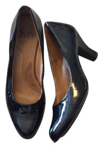 Erosoft by Sfft Black Pumps