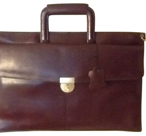Stradellina Plum Messenger Bag
