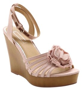 Kensie Blush Platforms