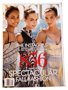 Vogue US Vogue magazine September 2014 (856 pages)