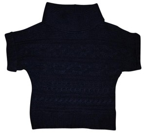 Gloria Vanderbilt Cowl Neck Short-sleeve Sweater