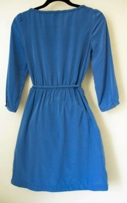 Banana Republic Three Quarter Sleeves Dress
