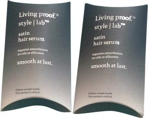 living proof 2 Living Proof Style Lab Satin Hair Serum Mini