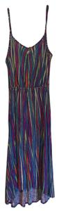 Multicolor Maxi Dress by Ella Moss