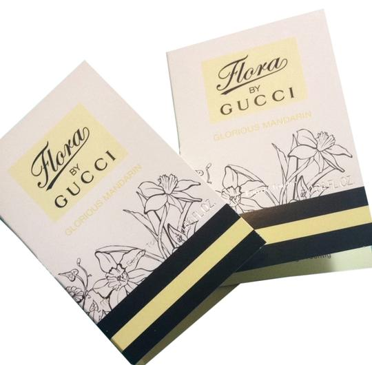 Gucci 2 X Gucci Flora Glorious Mandarin Edt Mini