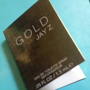 Jay Z Jay Z Gold Edt Mini 1.5ml