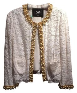 Dolce&Gabbana White Jacket
