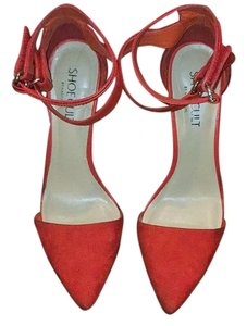 Nasty Gal Red Pumps