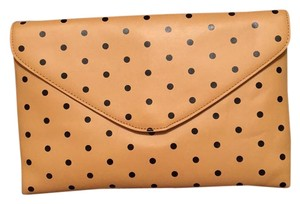 J.Crew Brown Clutch