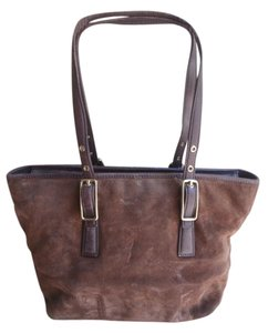 Coach Vintage Tote Handbag Shoulder Bag