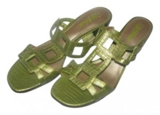 Preload https://item1.tradesy.com/images/lime-green-sandals-size-us-11-155710-0-0.jpg?width=440&height=440