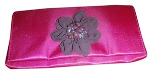 Other Small Pouch Small Wallet Evening Red/Pink Clutch