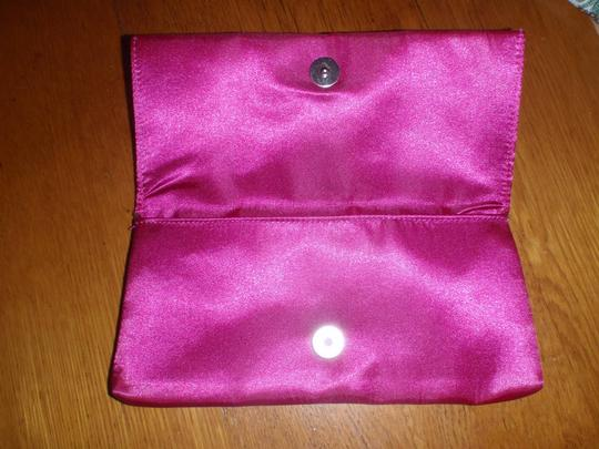 Other Small Pouch Small Wallet Purse Evening Purse Red/Pink Clutch