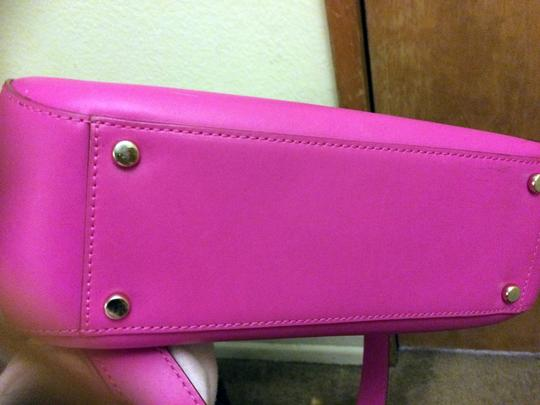 Kate Spade Pink Girly Satchel in fuchsia Image 2