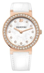 Swarovski NWT SWAROVSKI 1185830 CITRA SPHERE WHITE, ROSE GOLD WATCH, Free Ship