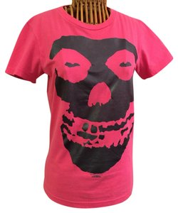 American Apparel T Shirt Pink