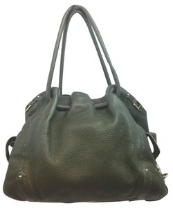 Cole Haan Cinched Leather Tote