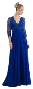 Morrell Maxie Chiffon Evening Dress