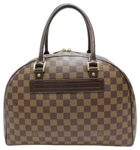 Louis Vuitton Lv Nolita Structured Stock1009109788 Satchel in Brown