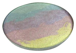 PRIVATE PARTY Rare! Rainbow prism cheek highlighter