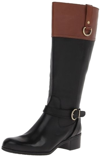 Bandolino Black, Cognac, Brown Boots