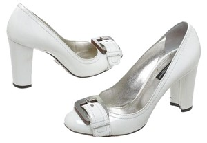 Dolce&Gabbana White Pumps