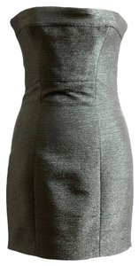 Dsquared2 short dress Silver on Tradesy