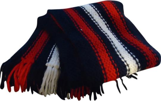 Preload https://img-static.tradesy.com/item/1557611/ralph-lauren-navy-stripe-red-and-white-soft-wool-wtassels-scarfwrap-0-0-540-540.jpg