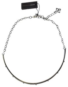 BCBGMAXAZRIA BCBG Faux Diamond Necklace
