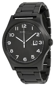 Marc by Marc Jacobs MBM5086 MARC BY MARC JACOBS Jimmy Black Dial Black PVD Men's Watch