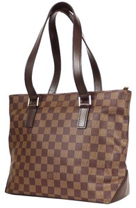 Louis Vuitton Special Order Rare Damer Tote in Brown