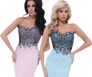 Tony Bowls New Prom Tbe11421 Size 8 Dress