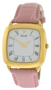Piaget NOS Ladies Piaget Coussinet G0A19520 18K Solid Yellow Gold Mechanical Watch