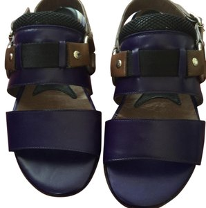Marni Purple and brown Sandals