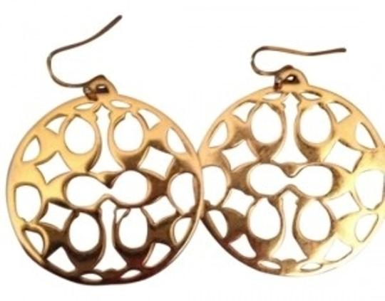 Preload https://item5.tradesy.com/images/coach-gold-tone-1-12-signature-earrings-15579-0-0.jpg?width=440&height=440