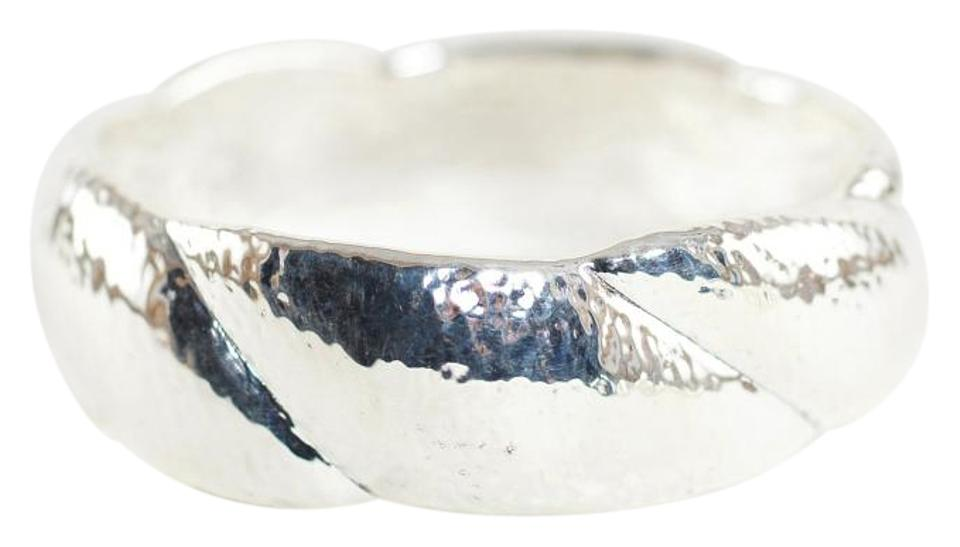 f64add12ce71a Ippolita Silver .925 Sterling Glamazon Wide Twisted Bangle Small Size 1  Bracelet 27% off retail