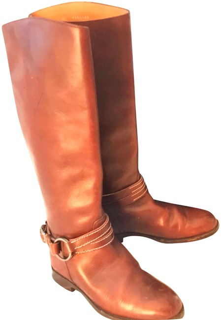 Ralph Lauren Brown Rl 1204165 Riding Boots/Booties Size US 7.5 Regular (M, B) Ralph Lauren Brown Rl 1204165 Riding Boots/Booties Size US 7.5 Regular (M, B) Image 1