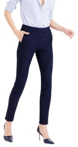 J.Crew Work Capri/Cropped Pants Navy