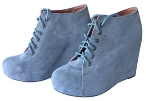 Jeffrey Campbell Gray Wedges