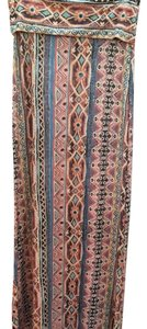 Maxi Skirt Multi colored