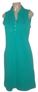 Green Maxi Dress by Lands' End