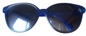 Gucci Blue Gucci sunglasses