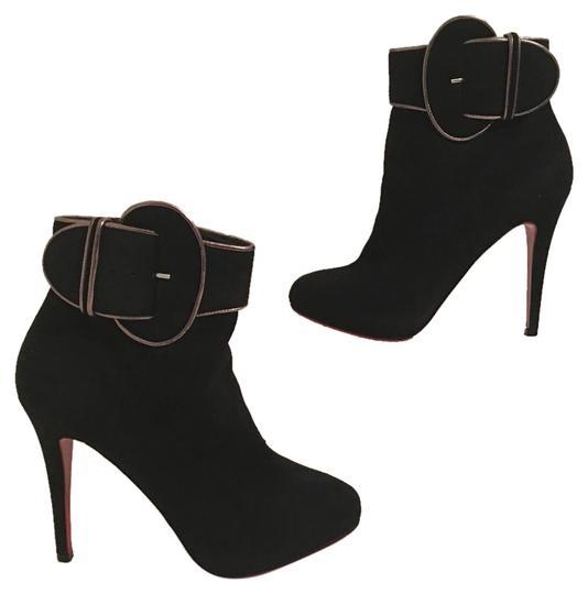 Preload https://item2.tradesy.com/images/christian-louboutin-black-trottinette-suede-ankle-boots-eu-39-pumps-size-us-75-1558086-0-2.jpg?width=440&height=440