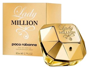 Other LADY MILLION by PACO RABANNE Eau de Parfum Spray for Women 2.7 oz / 80 ml ~ *BRAND NEW*
