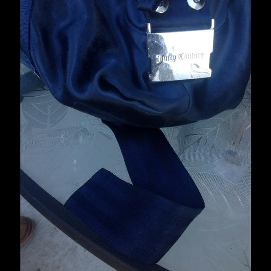 Juicy Couture Tote in NAVY BLUE