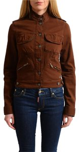 John Galliano Brown Jacket