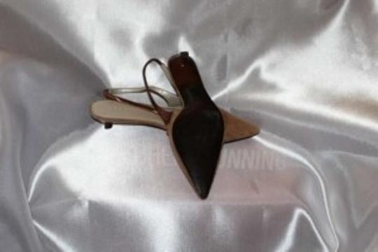 Unisa Taupe Suede Flats