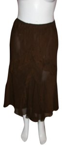 Ralph Lauren Maxi Skirt BROWN