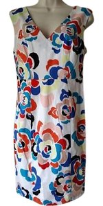 Plenty by Tracy Reese short dress multi Sheath on Tradesy