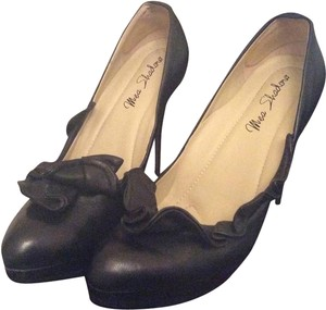 Mea Shadow black Pumps